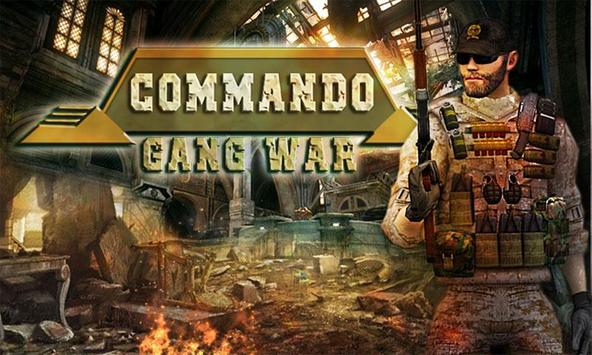 Airborne Commando: Gang War poster