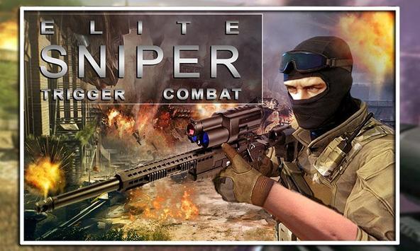 Elite Sniper: Trigger Combat poster
