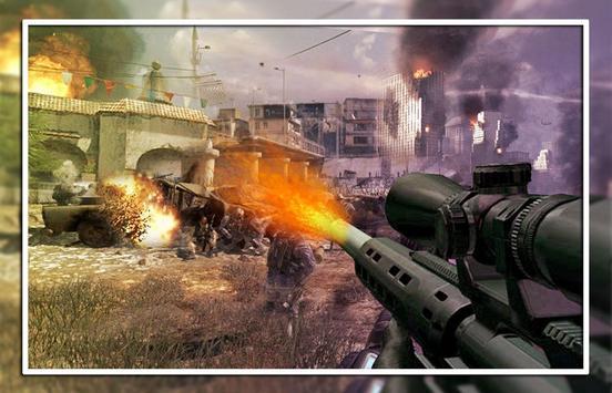 Elite Sniper: Trigger Combat screenshot 14