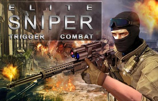 Elite Sniper: Trigger Combat screenshot 10
