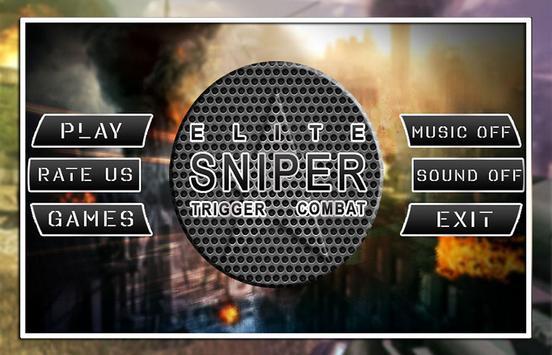 Elite Sniper: Trigger Combat screenshot 11