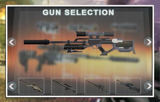 Elite Sniper: Trigger Combat screenshot 12