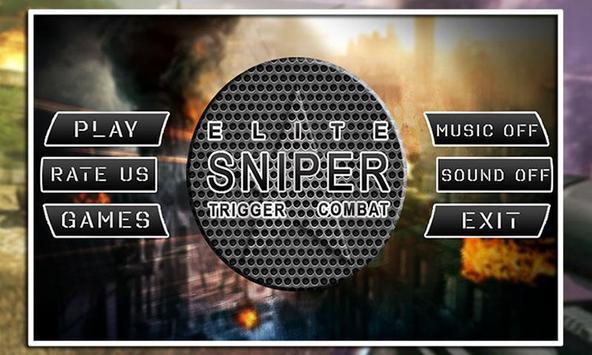 Elite Sniper: Trigger Combat screenshot 1