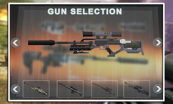 Elite Sniper: Trigger Combat screenshot 2