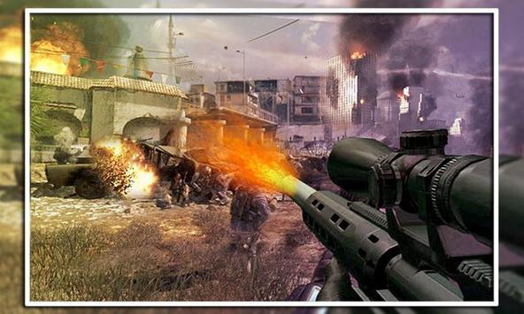 Elite Sniper: Trigger Combat screenshot 4