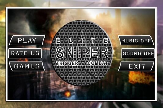 Elite Sniper: Trigger Combat screenshot 6