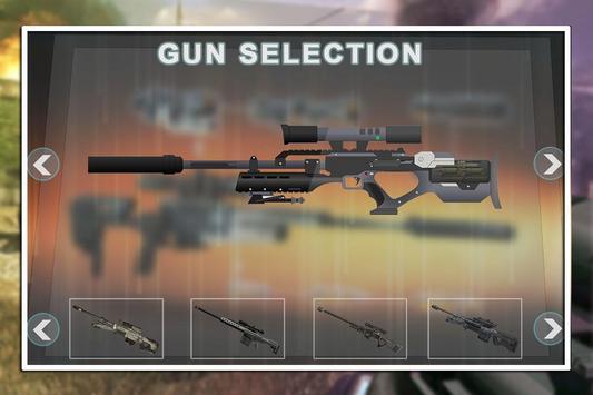 Elite Sniper: Trigger Combat screenshot 7