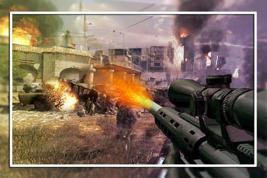 Elite Sniper: Trigger Combat screenshot 9