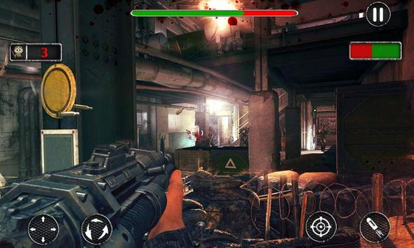 Commando rivals at Mission apk screenshot