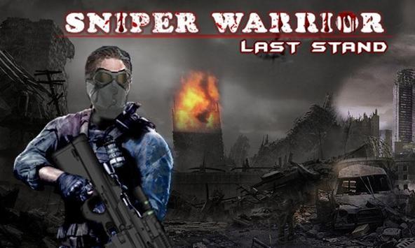 Sniper Warrior Last Stand poster