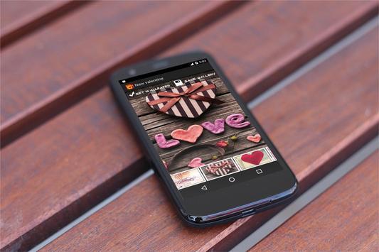 Happy Valentine Love Wallpaper screenshot 6