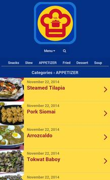 Pinoy food recipes apk download free health fitness app for pinoy food recipes apk screenshot forumfinder Choice Image