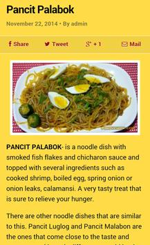 Pinoy food recipes apk download free health fitness app for pinoy food recipes apk screenshot forumfinder Image collections
