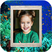 Aquarium Photo Frames HD icon