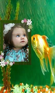 Aquarium Photo Frames HD screenshot 1