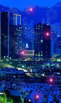 Fireworks 2018 LiveWallpaper screenshot 3