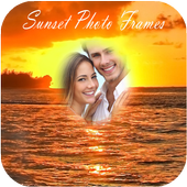 Sunset Photo Frames HD icon