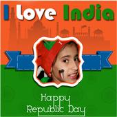 Republic Day 2018 Photo Frames icon