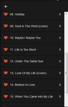 Scorpions Lyrics screenshot 2