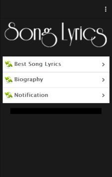 Scorpions Lyrics screenshot 3