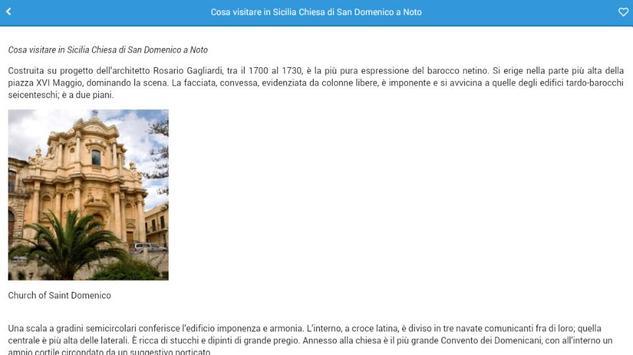 Noto in Sicily - Città di Noto screenshot 4