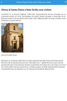 Noto in Sicily - Città di Noto screenshot 6