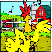 ★ Crazy Chicken Slots! FREE icon