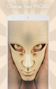 Face MSQRD - Face Masks 😷 poster