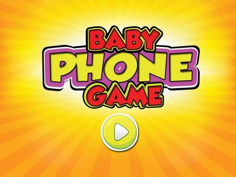 Baby Phone Games poster