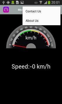 MssSpeedometer apk screenshot