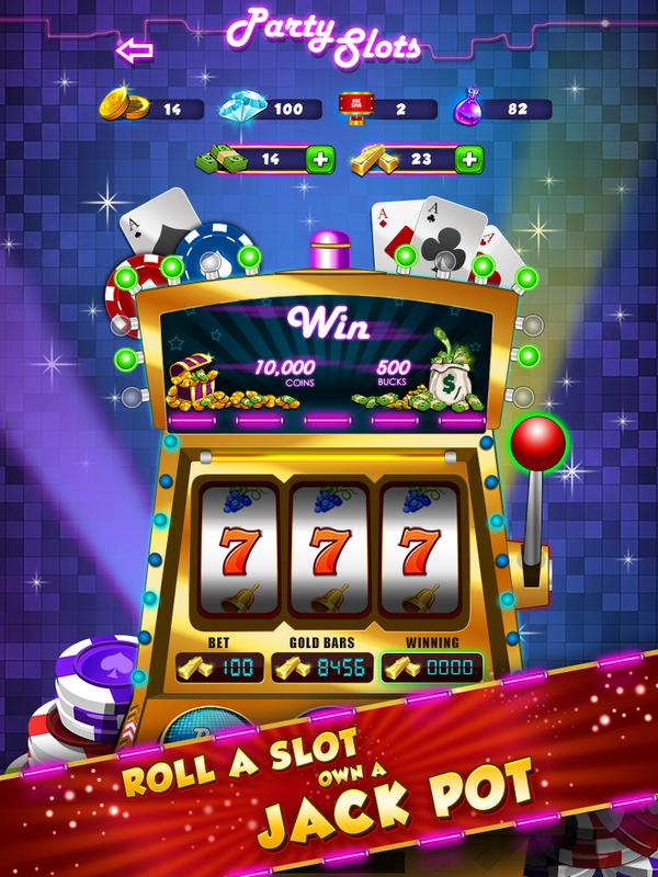 slots casino party apk