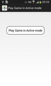 SensorGame screenshot 1