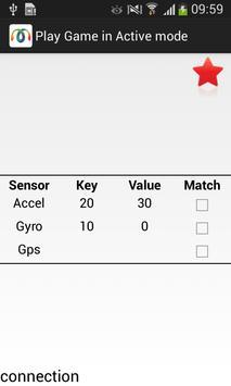 SensorGame screenshot 2