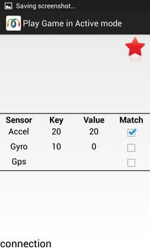 SensorGame screenshot 3