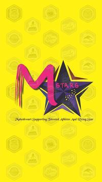 M Stars poster