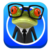 Angry Frog Tap Run icon