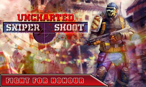Uncharted Sniper Shoot poster