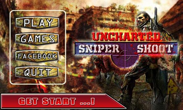 Uncharted Sniper Shoot apk screenshot