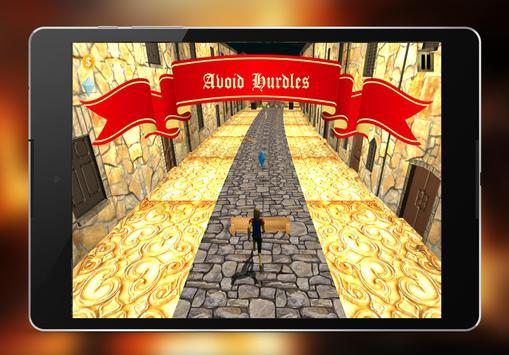 Royal Run 3D 2016 apk screenshot