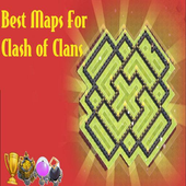 Best Maps for Clash of Clans icon