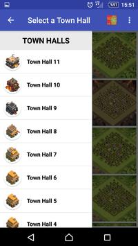 Best Maps for Clash of Clans poster