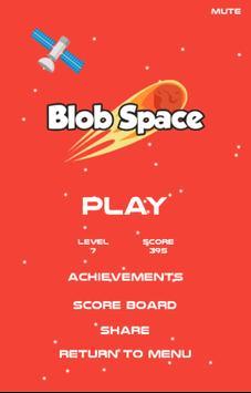 Blob Space apk screenshot