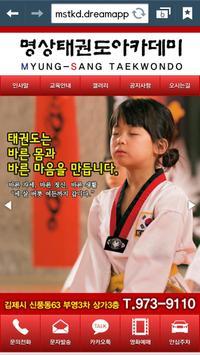 명상태권도아카데미 poster