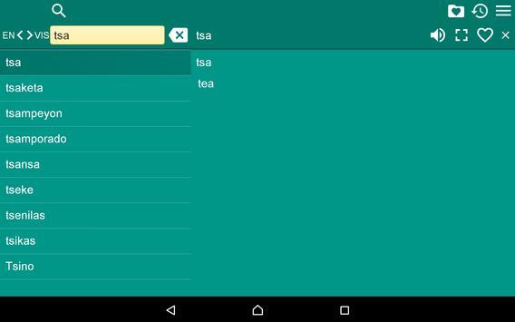 English Visayan Dictionary Fr apk screenshot