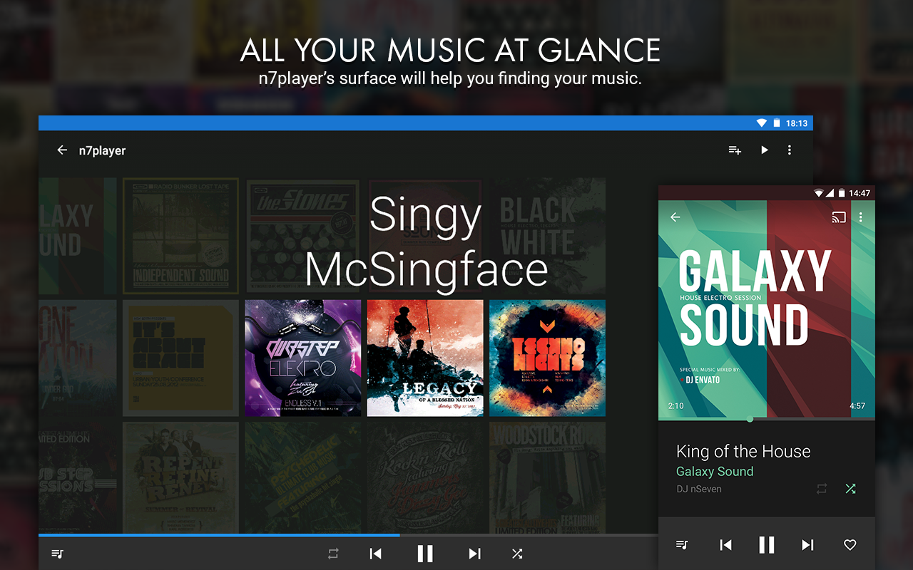 n7 music player pro free download
