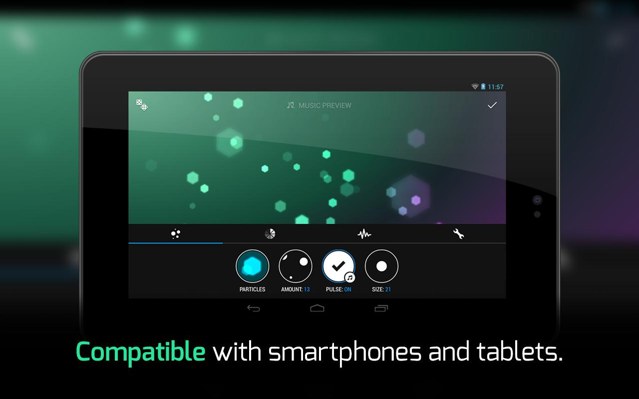 BLW Music Visualizer Wallpaper for Android - APK Download