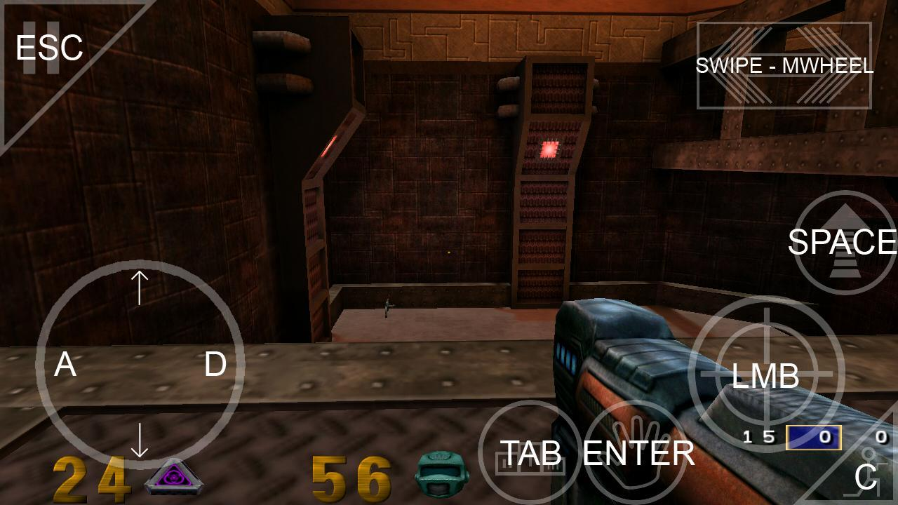QIII4A(source port of quake 3) for Android - APK Download