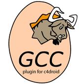 GCC plugin for C4droid C++ IDE icon