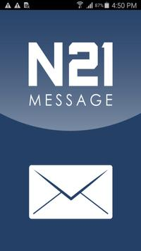 N21 Message poster