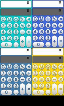 Colorful calculator screenshot 11